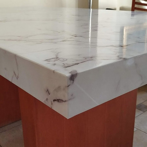 láminas pvc autoadhesivas simil marmol