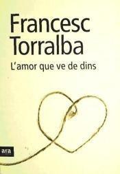 l'amor que ve de dins(libro )
