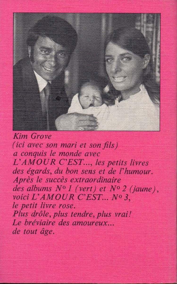 Lamour Cest Kim Grove En Francés 25000