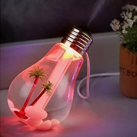 Lampada -  Aromatizador - Ar Humidificado- Led Usb