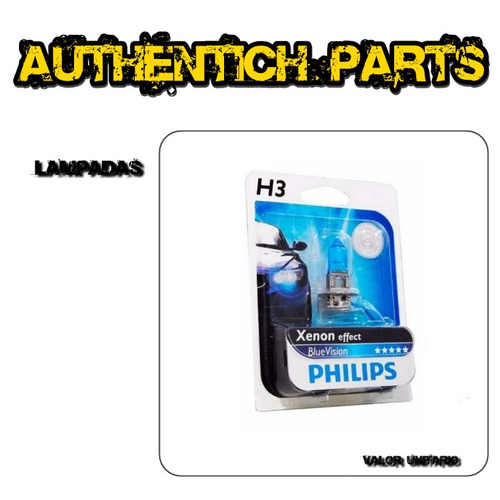 lampada blue vision h3 fiat tipo 1.6 8v ie 93 à 97 [milha]
