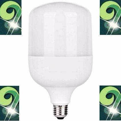 lampada bulbo 50w super brilho branco frio premium