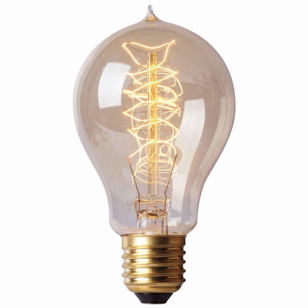 Lampada Decorativa Edison Retro Vintage 220v Incandescente - R$ 29,90 em Mercado Livre