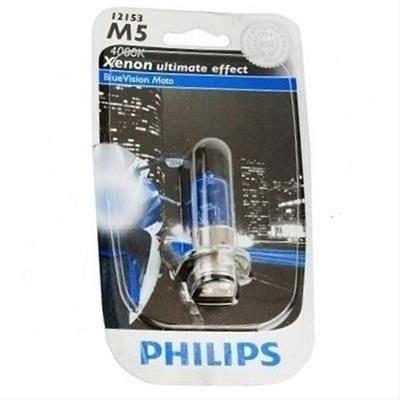 lampada farol h6 35x35 biodo azul vision c100/125 biz / p...