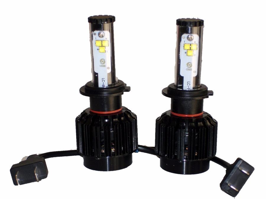 Lampada farol led h3 philips 30 watt 3000lm 5000 8000k 12 for Lampada led 50 watt