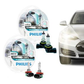 Lampada Hb4 + H11 Philips Xtreme Vision 100% + Alcance 3350k
