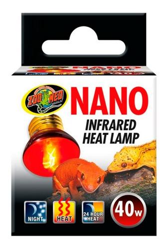 lampada infrevermelha zoomed nano rs40n 40w