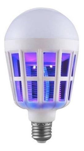 lampada led 15w mata mosca inseto zica mosquito killer 683