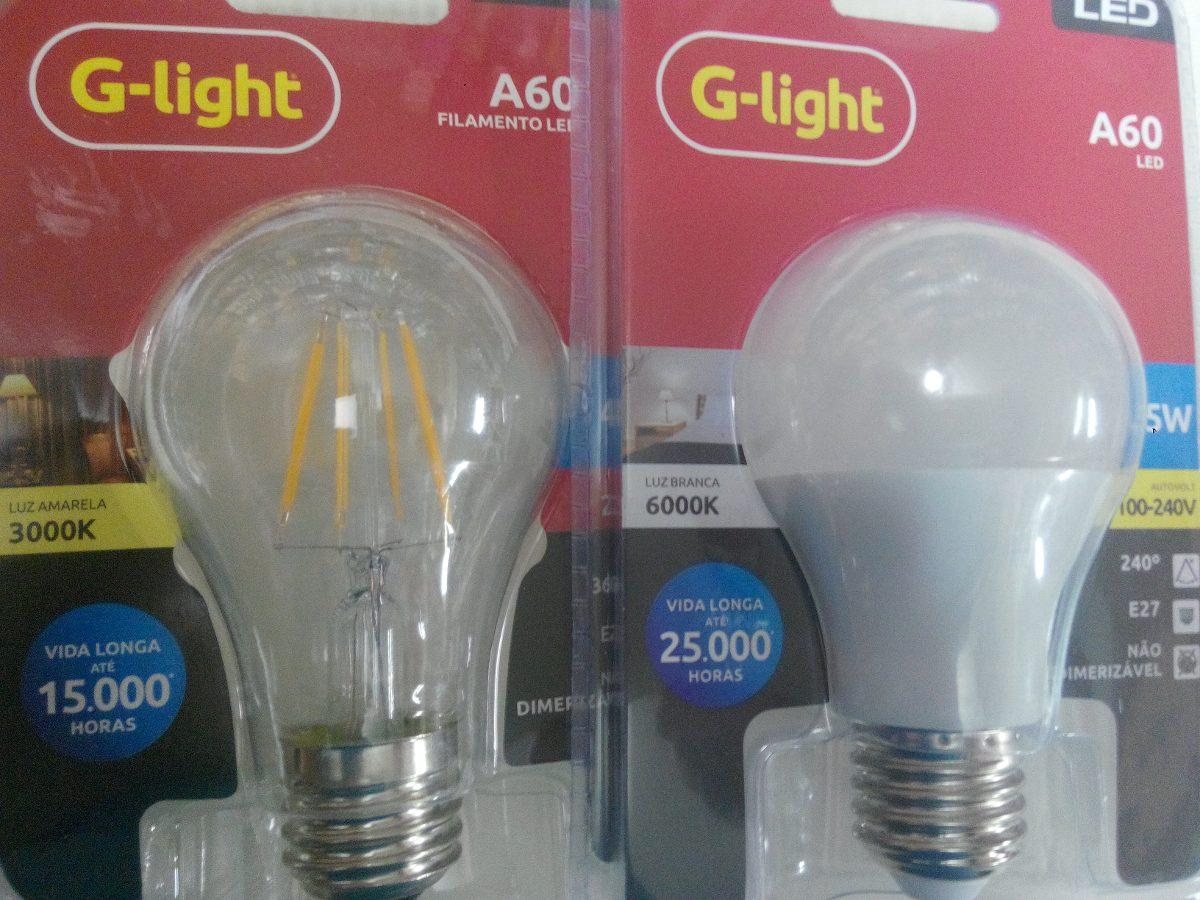 Lampada led a w k auto volt e g light r em
