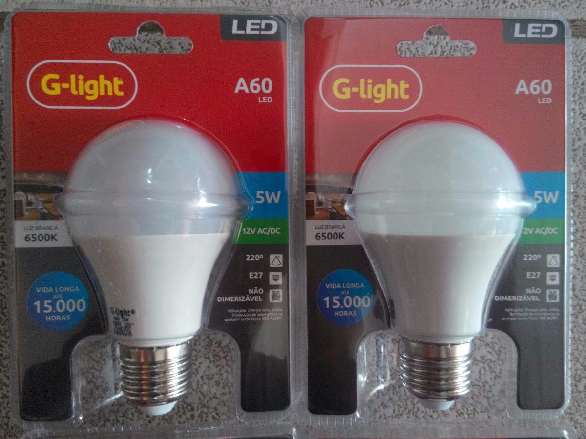 Lampada led a60 hpsmd 5w 12v 6500k g light r$ 28 99 em mercado livre