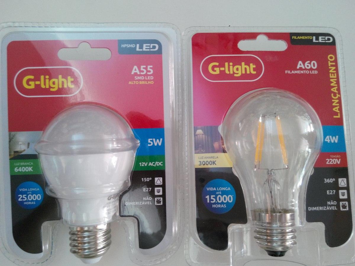 Lampada led a hpsmd w v k g light r em mercado livre