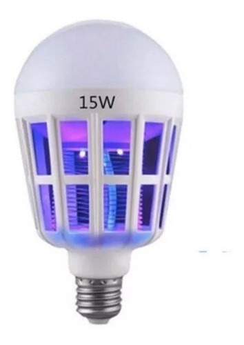 lampada led mata mosca inseto zica mosquito killer 220v 110v