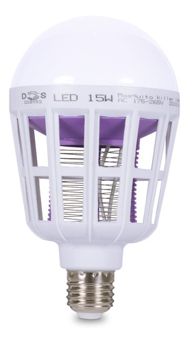 lampada led mata mosca inseto zica mosquito killer lamp