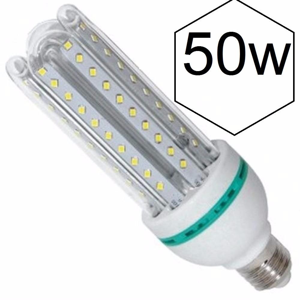 Lampada led milho e27 6000k economica 50w r 46 70 em for Lampade e27 a led