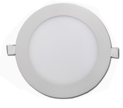 lampada led painel lamp slim 6w teto gesso base embutir spot r 12 99 em mercado livre. Black Bedroom Furniture Sets. Home Design Ideas