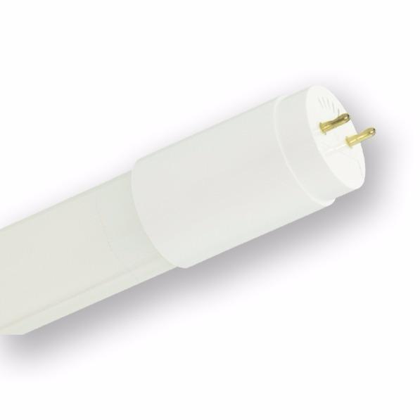 Lampada Tubular Led 20w Quente: Lampada Led T5 Tubular 55cm Bivolt Branco Quente Leitosa