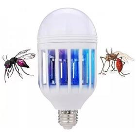 Lâmpada Mata Mosquito Dengue Zica Pernilongo Cupim Bivolt Uv