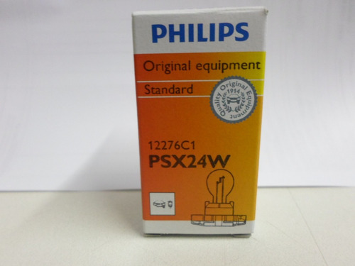 lampada milha aux 207 208 307 308 c4 c3 h16 original