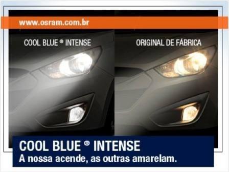 lampada osram cool blue intense h11 par xenon look 4200k. Black Bedroom Furniture Sets. Home Design Ideas