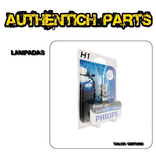 lampada philips blue vision h1 gm chevrolet calibra 2.0 16v