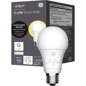Lâmpada Smart Ge C By Life 100% Compatível Com Google Home