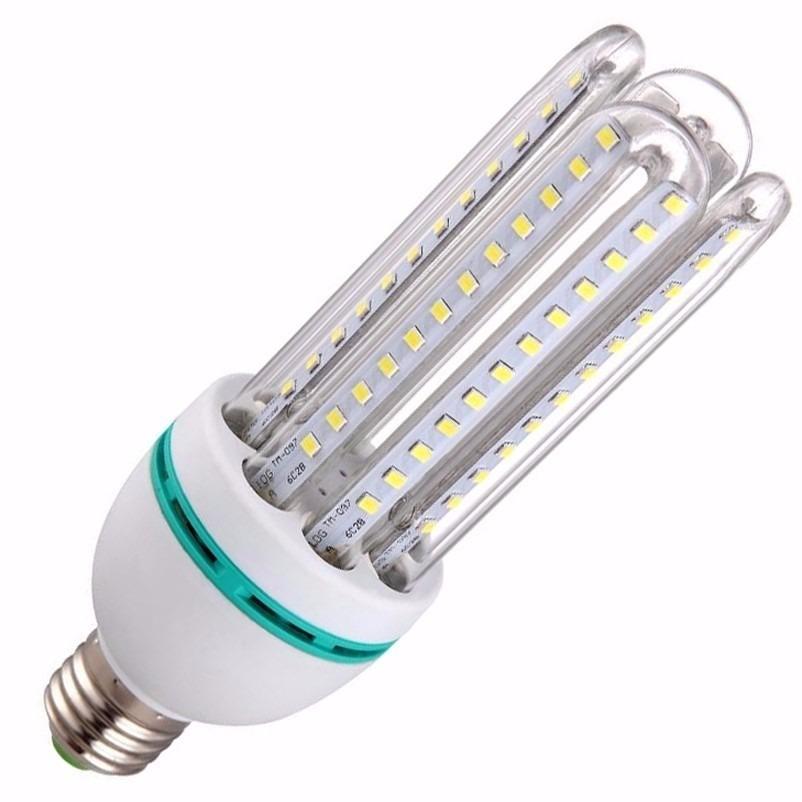 Lampada super led 24w branco frio 4u lampadas bivolt for Lampade e27 a led
