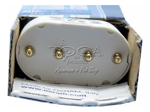 lampada uv 36w para reposição de filtros uvs