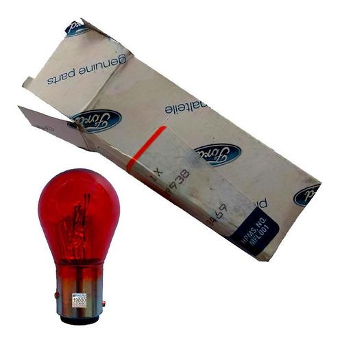 lampada vermelha lanterna tras 2 polos original focus 08-13*