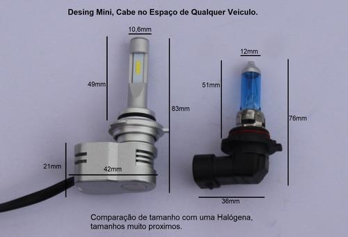 lampadas led luminark alto milha 12400lm vw virtus 2018 2019