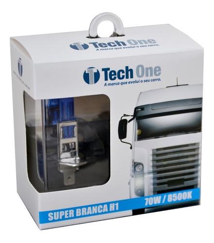 lampadas super brancas 8500k 24v 70w  legítimas tech one