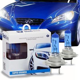 Lampadas Super Brancas 8500k Tipo Xenon Legítimas Tech One