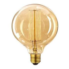 Lámpara  G125 40w Multifilamento Globo Vintage Retro
