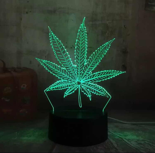 lámpara 3d
