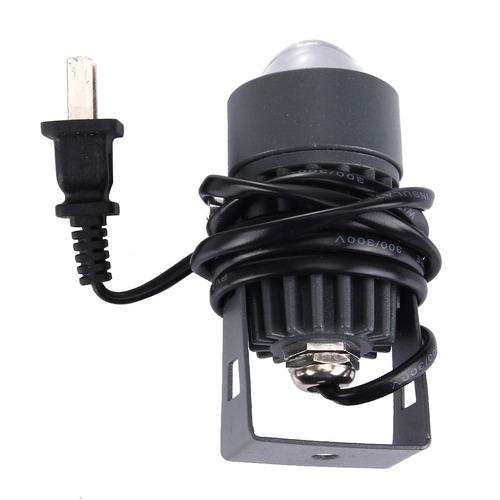 lampara 3w 110lm ip65 prueba agua luz led spotlight beam