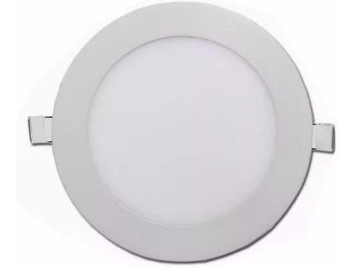 lampara 3w led panel spot ojo de buey empotrar oferta