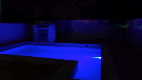 lampara alberca 60 watt c/18 led rgb de poder fullcolor op4