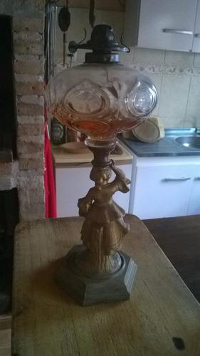 lampara antigua española de coleccion