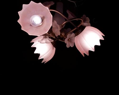 lampara antigua vintage