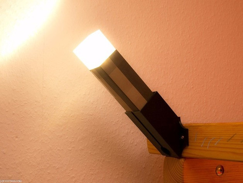 lampara antorcha minecraft