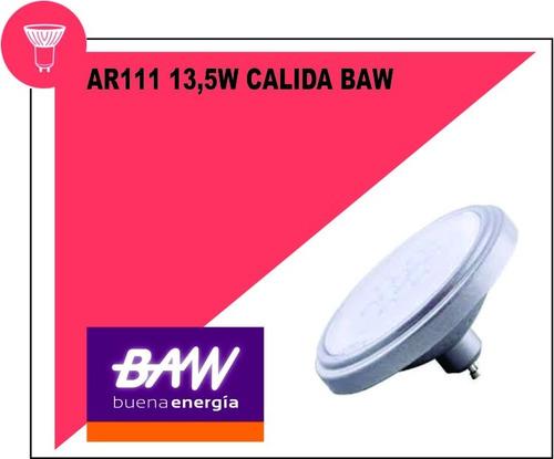 lampara ar111 13,5w calida baw - oferta!!
