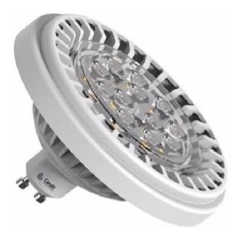 lámpara ar111 halospot led 15w gu10 220v candil envío gratis
