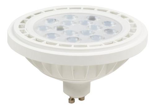 lampara ar111 led 11w /  12w 220v gu10 calidad gtia 1 año