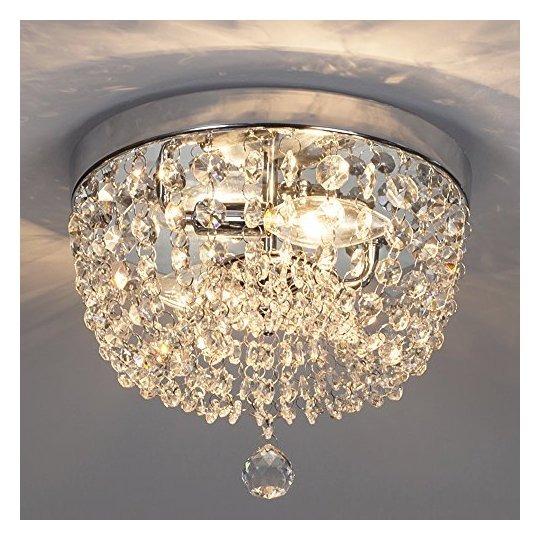 L mpara ara a de techo 2 luces para sala comedor - Instalar lampara techo ...