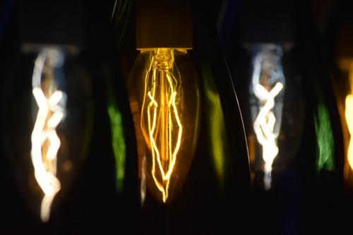 lámpara artesanal de techo