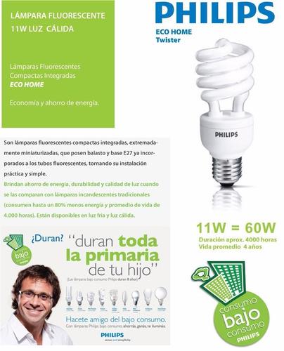 lampara bajo consumo