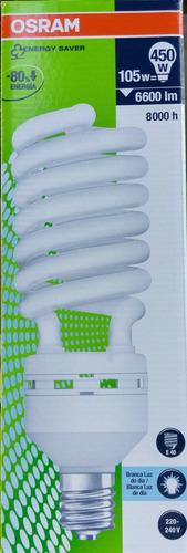 lampara bajo consumo osram 105w
