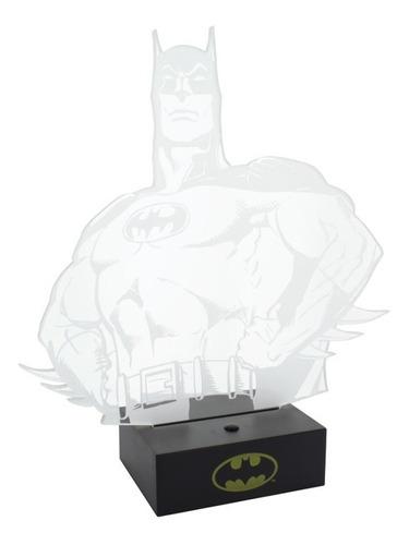 lámpara batman héroe