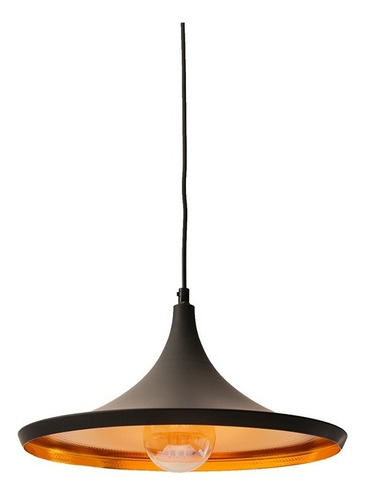 lámpara beat wide dixon cocina cobre moderna deco living p