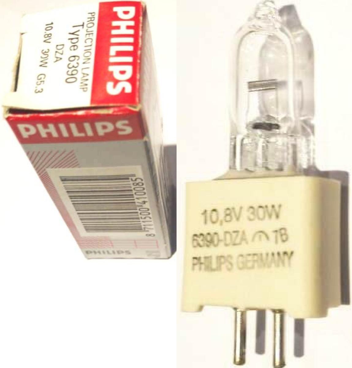 Bipin 6390 Philips Lampara 10 30w Dza G5 8v 3 uF1J3cT5lK