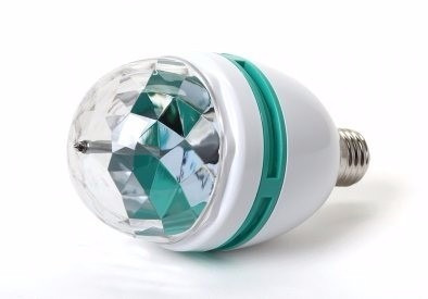 lámpara bola luces